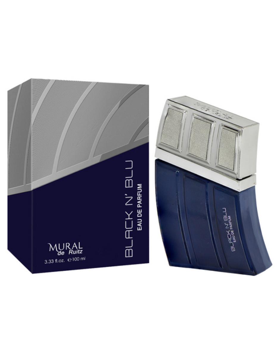 Black n' Blu Mural - парфюмированная вода мужская