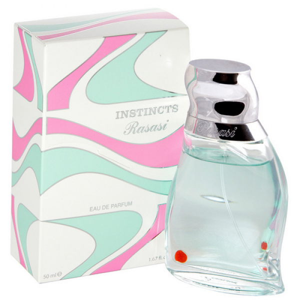 Instincts Rasasi - парфюмированная вода женская