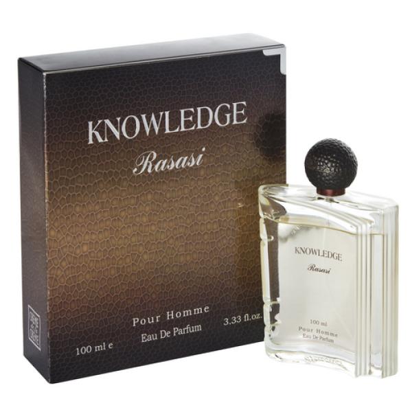 Knowledge Rasasi - парфюмированная вода мужская