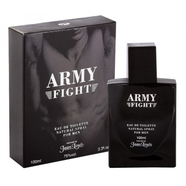 Army Fight Shirley May - туалетная вода мужская