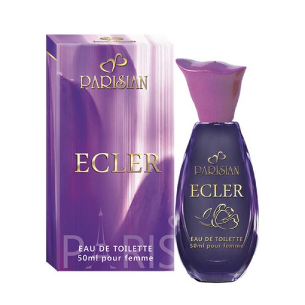 Ecler 50мл т/в жен Parisian