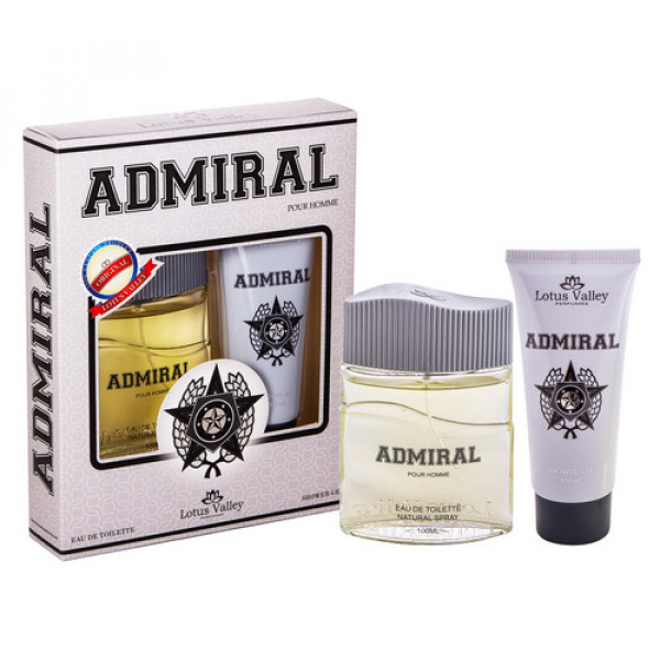 Admiral Lotus Valley - парфюмерный набор мужской