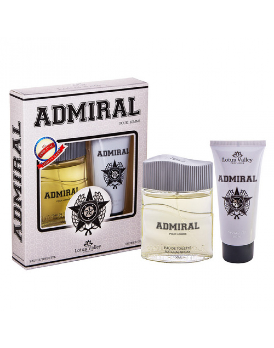 Admiral наб муж Lotus Valley