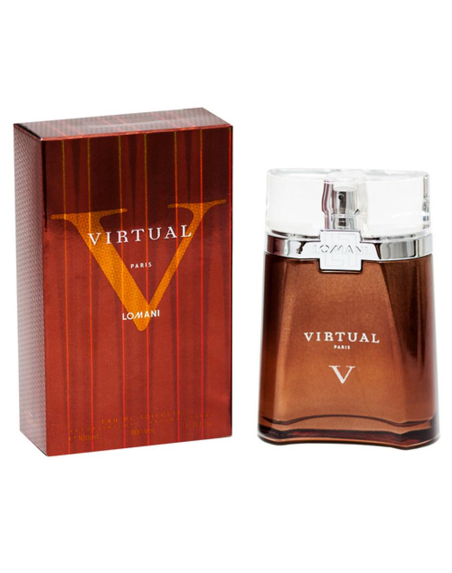 Lomani Virtual Parfums Parour - туалетная вода мужская