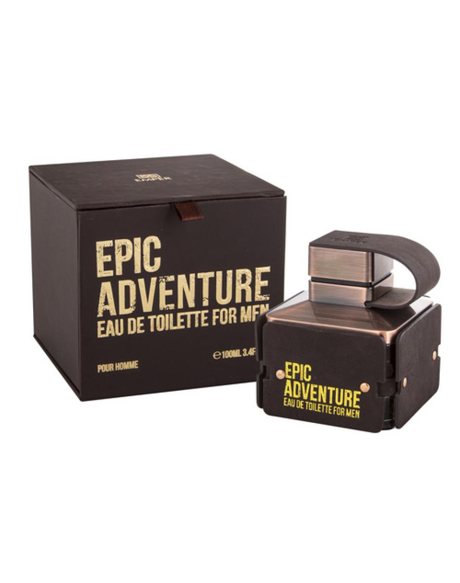 Epic Adventure Emper, 100мл  - туалетная вода мужская
