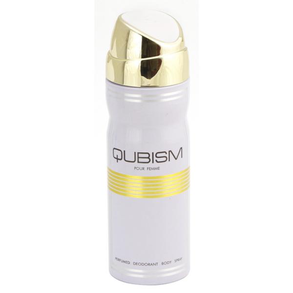 Qubism Emper - дезодорант женский