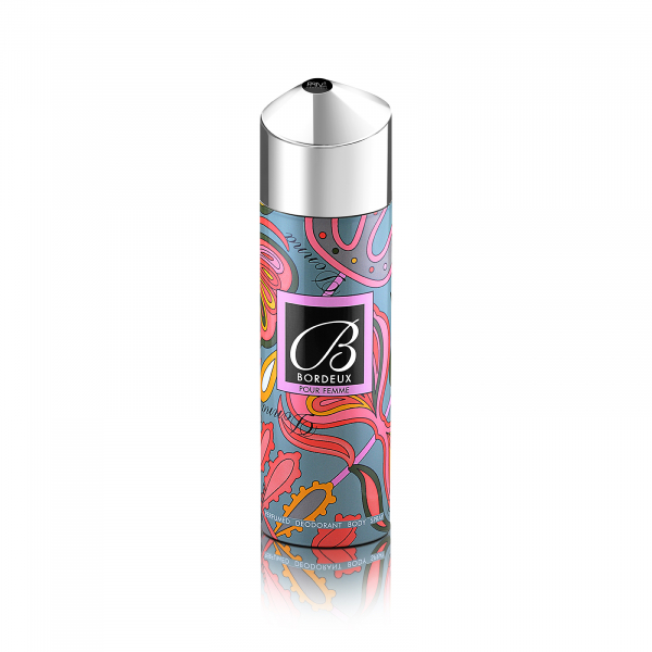 Bordeux Prive Parfums - дезодорант женский