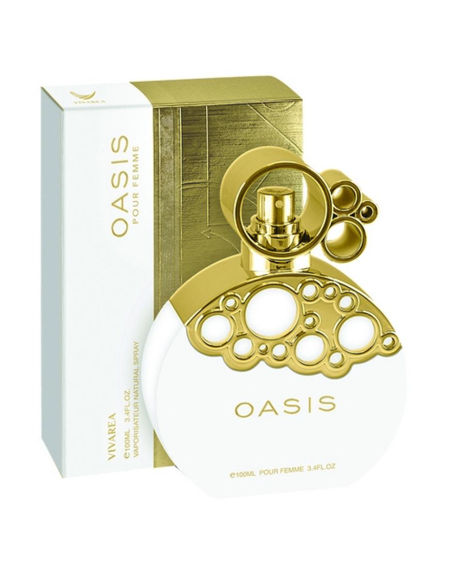 Oasis Vivarea - парфюмированная вода женская