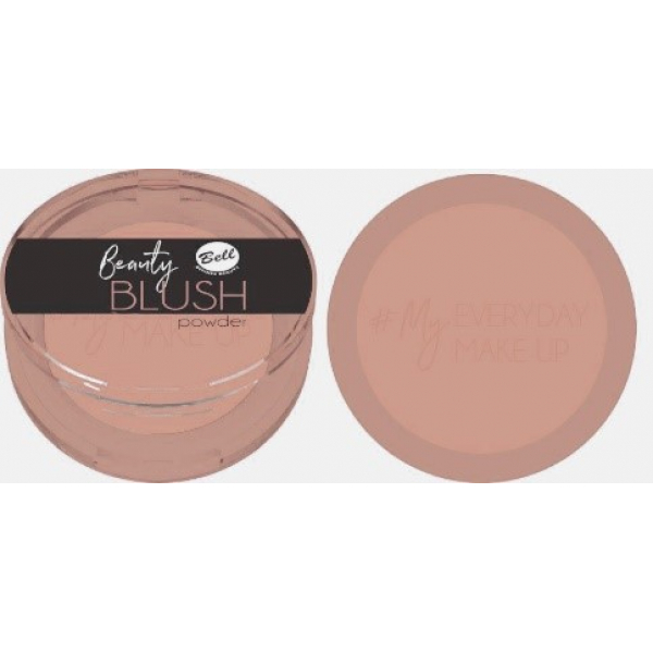 №02 Рум'яна Beauty Blush Powder Harmony Bell