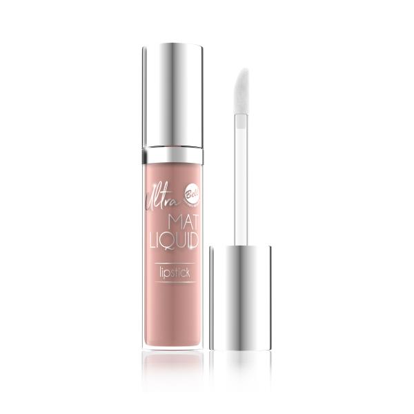№01 Помада жидкая Ultra Liquid Lipstick Bell