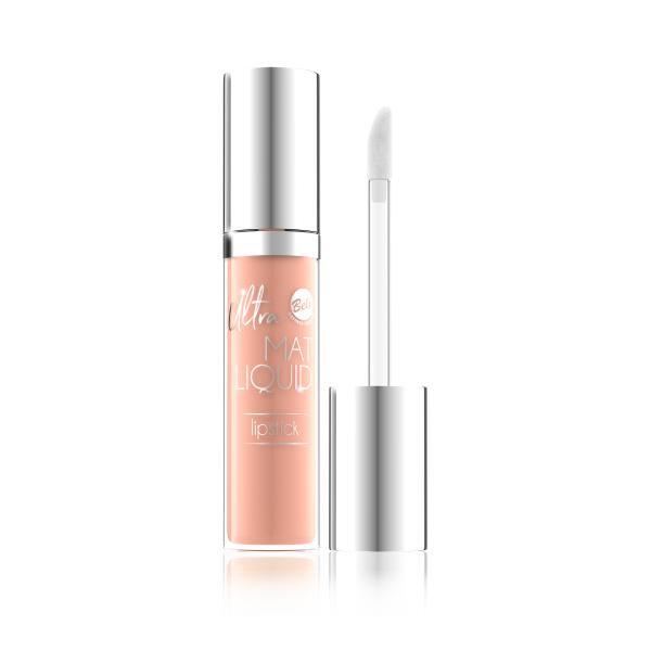 №02 Помада жидкая Ultra Liquid Lipstick Bell