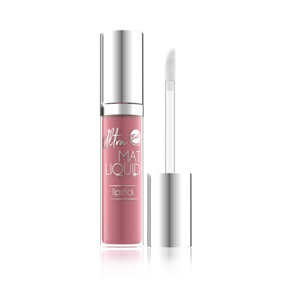 №04 Помада жидкая Ultra Liquid Lipstick Bell