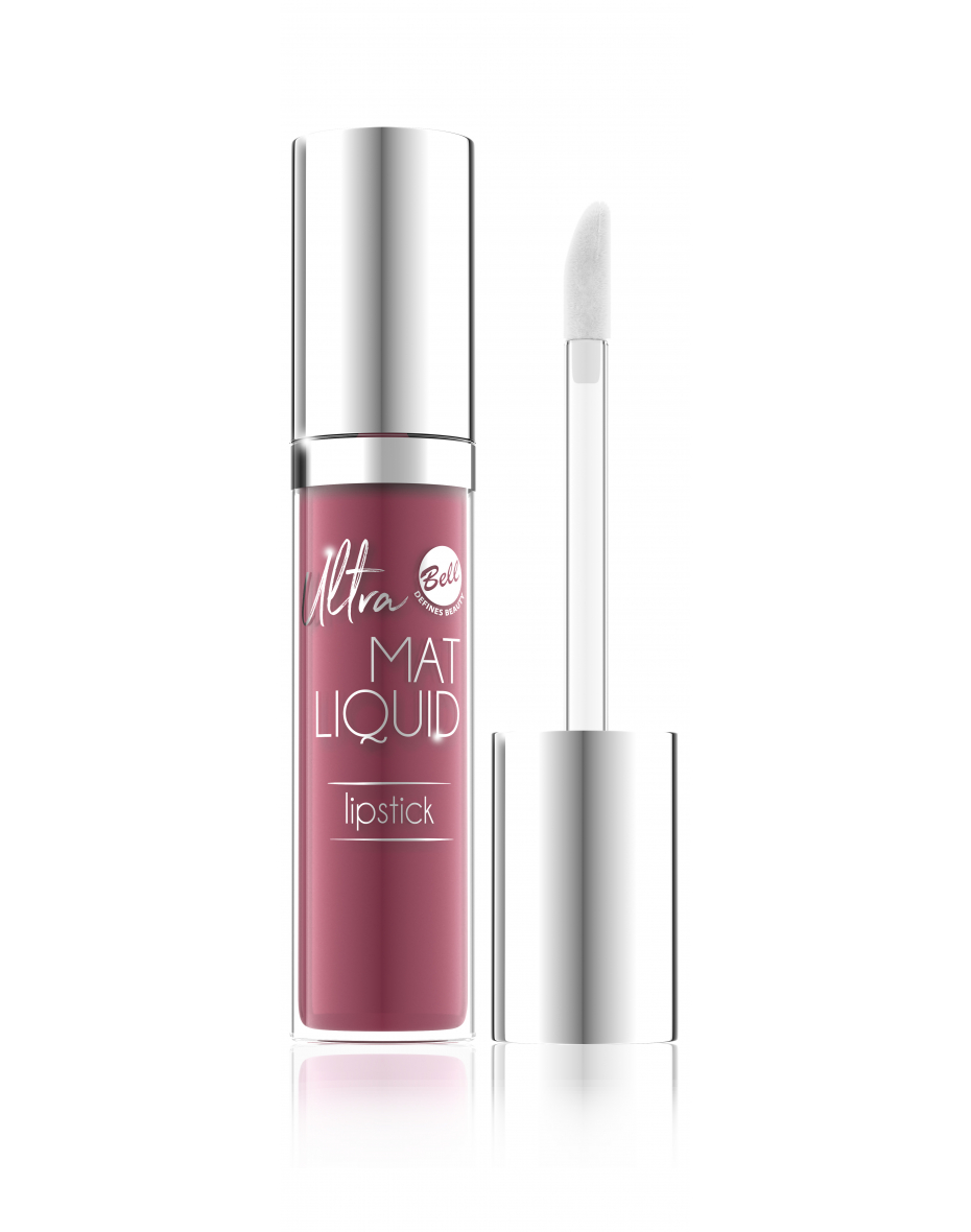 №06 Помада рідка Ultra Liquid Lipstick Bell
