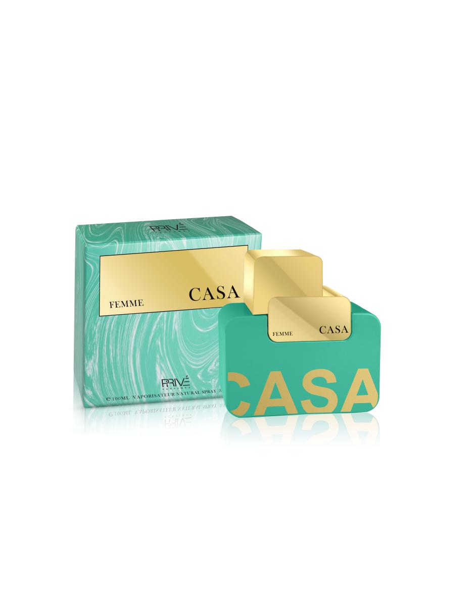 Casa Prive Parfums - парфюмированная вода женская
