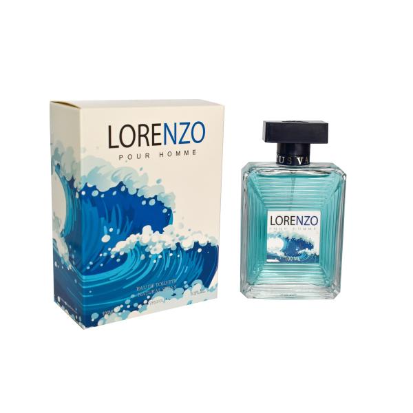 Lorenzo Lotus Valley - туалетная вода мужская