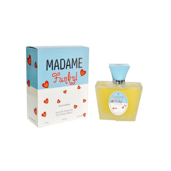Madame Funky Lotus Valley - туалетная вода женская