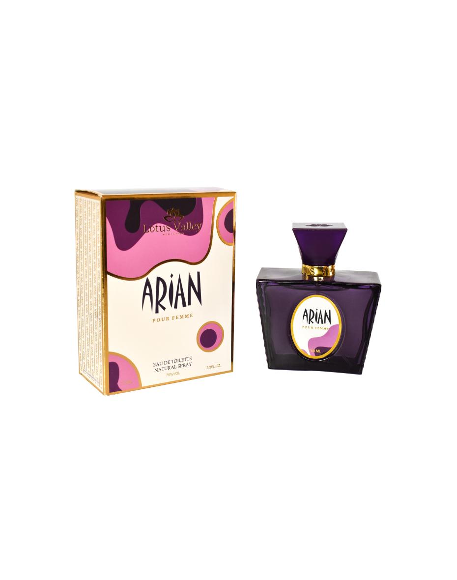 Arian Lotus Valley - туалетная вода женская