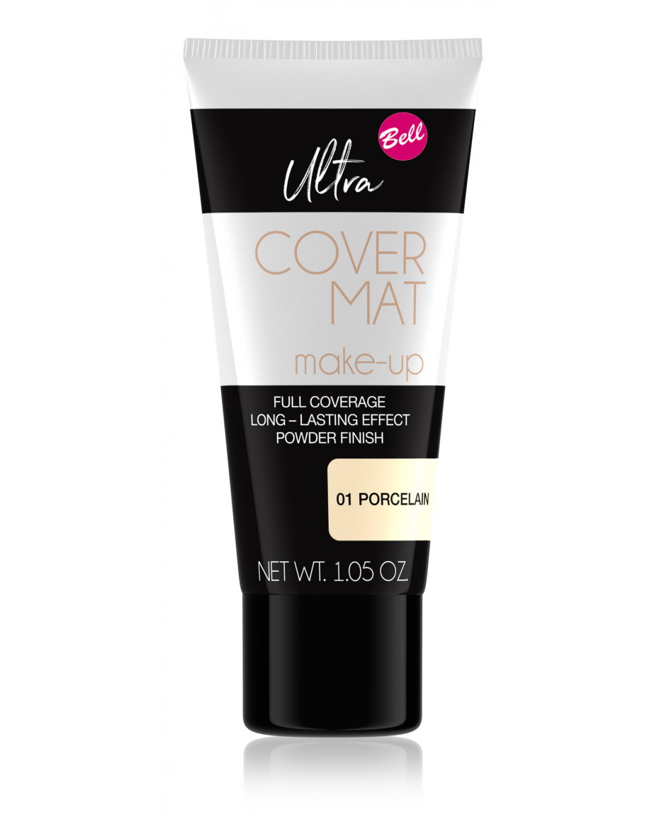 Ultra Cover Mat Make-Up 01 Bell