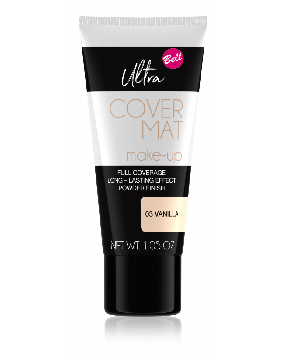 Ultra Cover Mat Make-Up 03 Bell