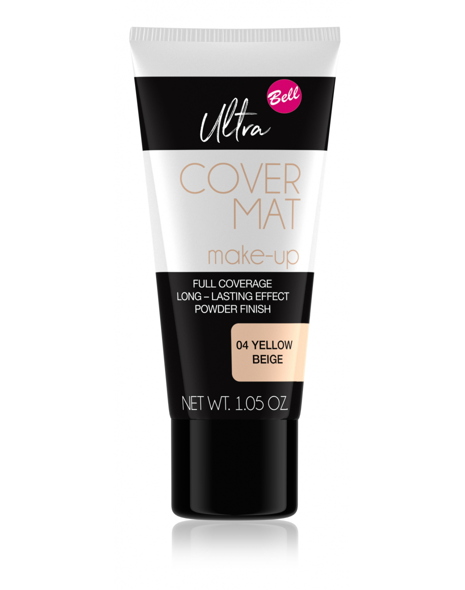Ultra Cover Mat Make-up 04 Bell