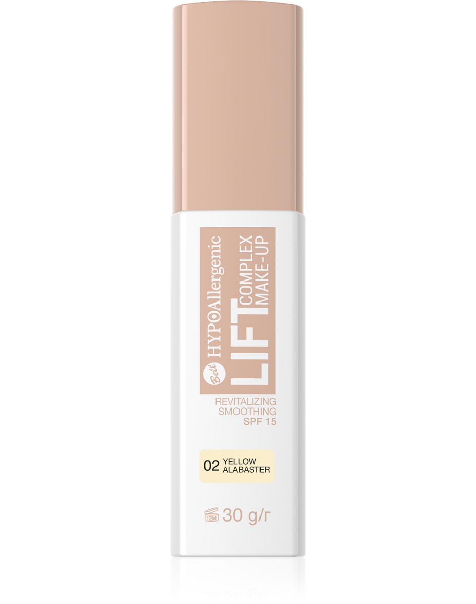 Lift Complex Make-up 02 Hypo Allergenic Bell