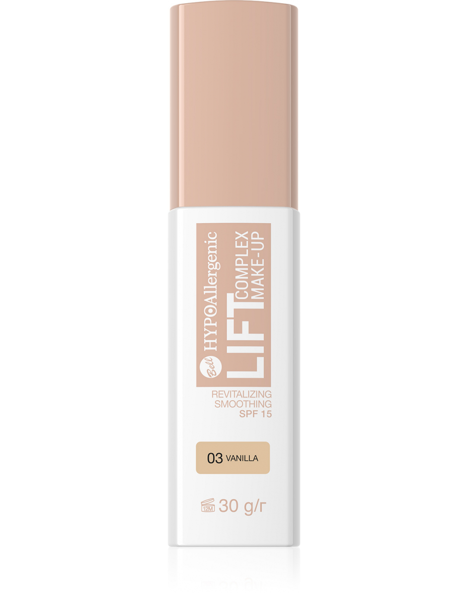 Lift Complex Make-up 03 Hypo Allergenic Bell