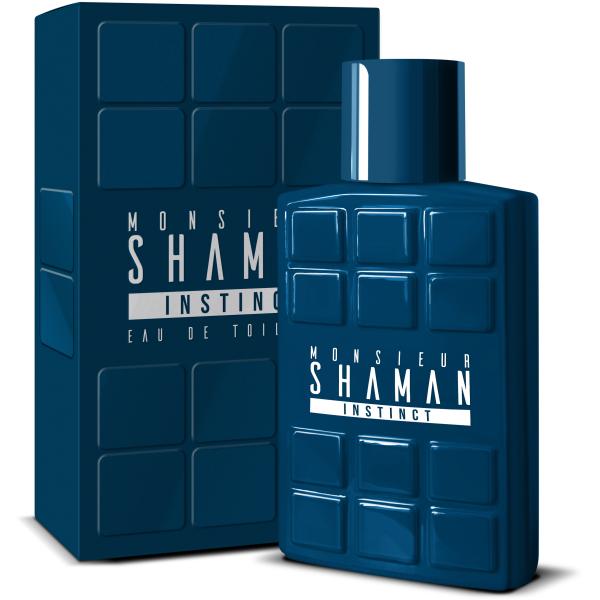 Shaman Monsieur Instinct Corania - туалетна вода чоловіча