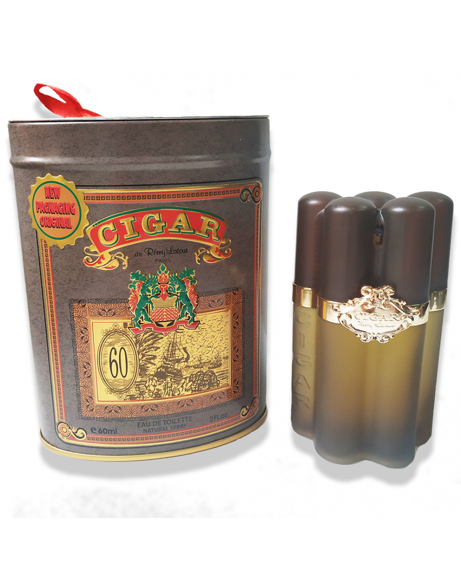 Cigar Parfums Parour, 60мл - туалетная вода мужская