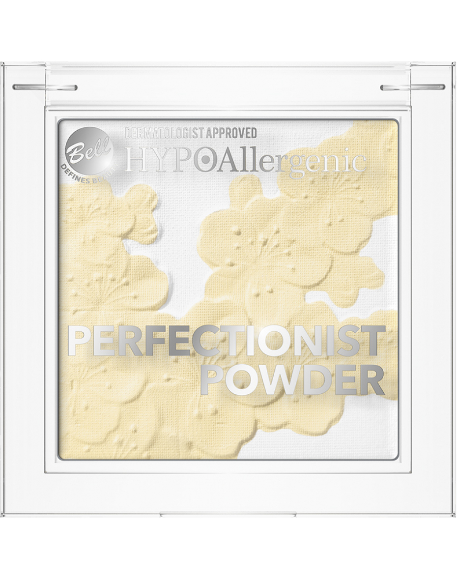 Пудра Perfectionist Powder Hypo Allergenic Bell №1