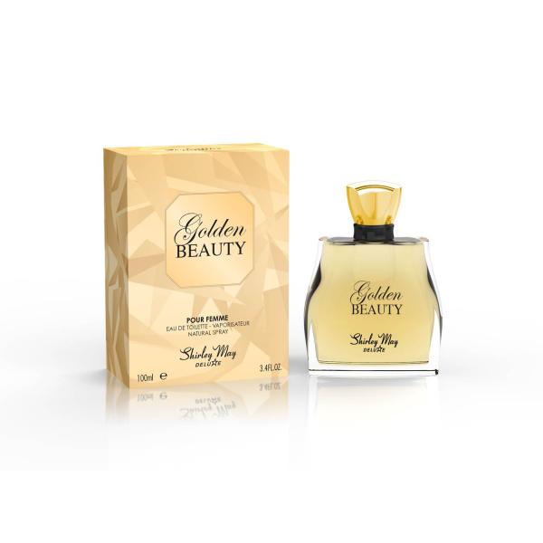 Golden Beauty Shirley May Deluxe - туалетная вода женская