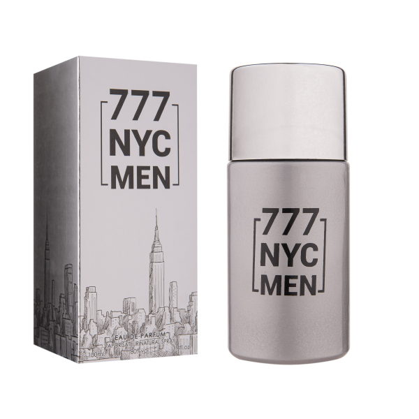 777 Nyc Men MB Parfums - туалетна вода чоловіча