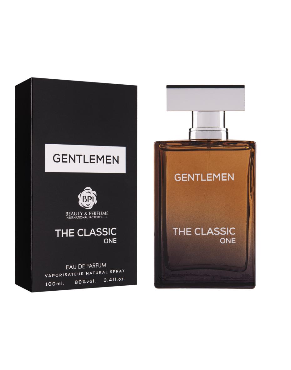 Gentlemen The Classic One MB Parfums - туалетна вода чоловіча