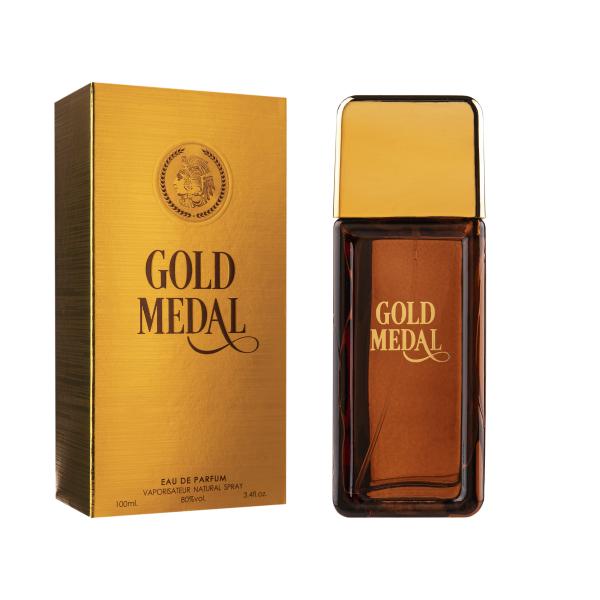 Gold Medal For Men MB Parfums - туалетна вода чоловіча