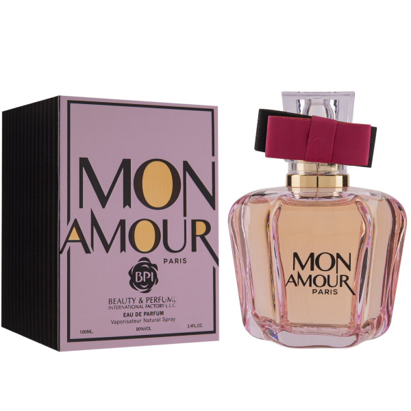 Mon Amour Paris MB Parfums - туалетна вода жіноча