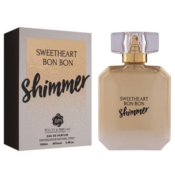 Sweetheart Bon Bon Shimmer MB Parfums - туалетна вода жіноча