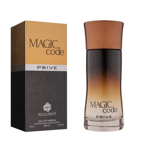 Magic Code Prive For Men MB Parfums - туалетна вода чоловіча