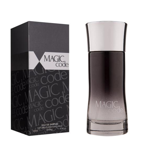 Magic Code MB Parfums - туалетна вода чоловіча