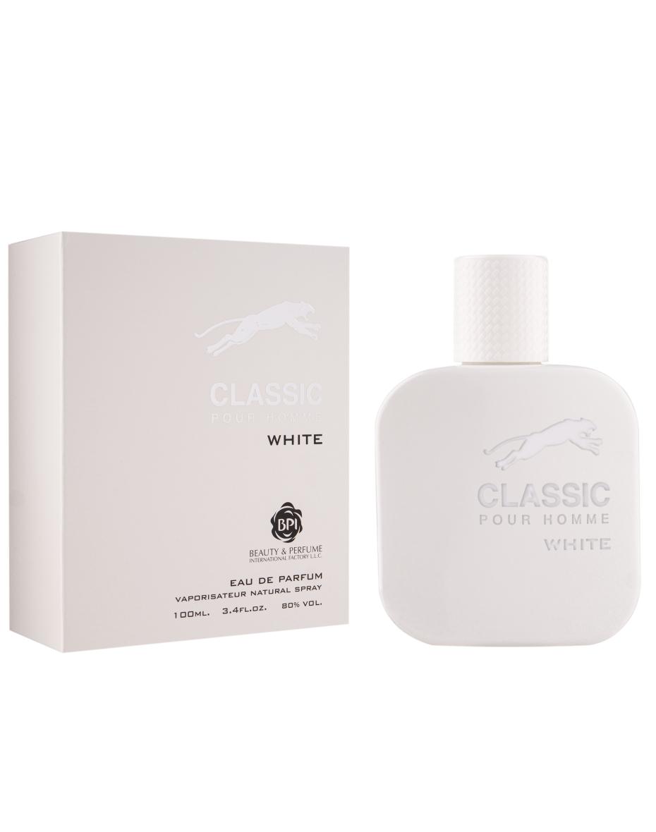 Classic White MB Parfums - туалетна вода чоловіча