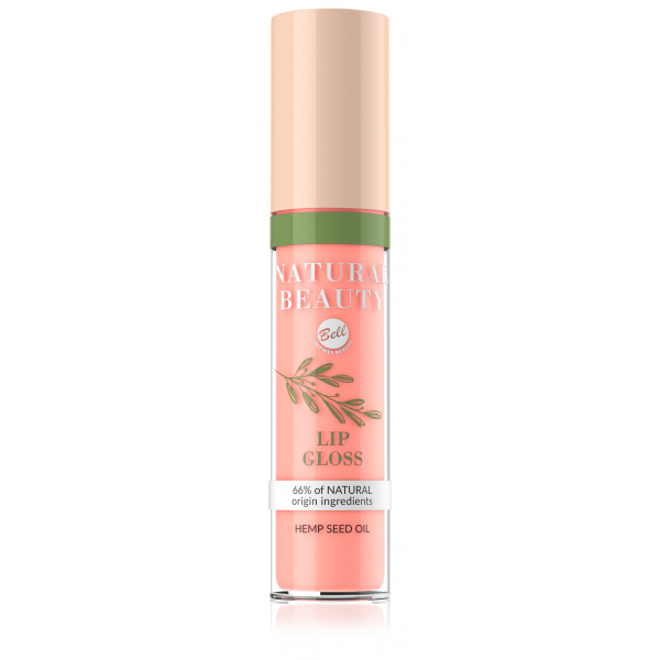 Блиск для губ Natural Beauty 02 Bell