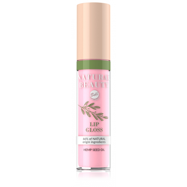 Блиск для губ Natural Beauty 03 Bell