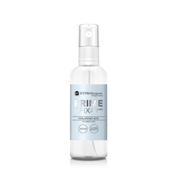 Спрей для фііксаціі макіяжу Longwear Prime & Fix Hypo Allergenic Bell