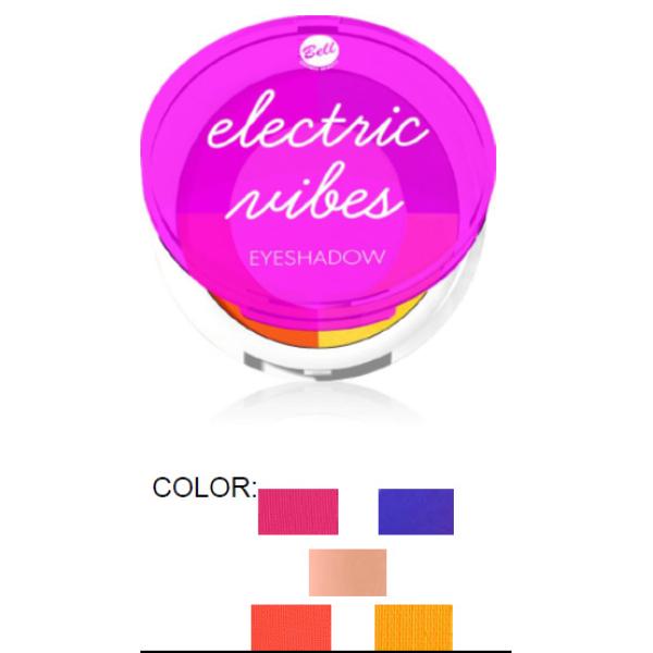 Набір тіней для повік Electric Vibes Bell