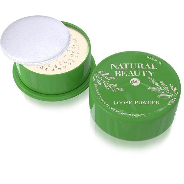 Пудра розсипчаста Natural Beauty 01 Bell