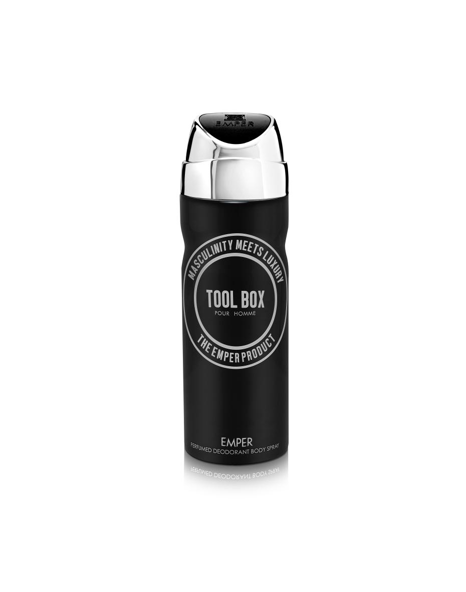 Tool box - дезодорант чоловічий