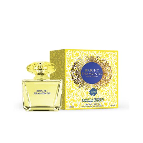 Bright Diamonds MB Parfums - туалетна вода жіноча