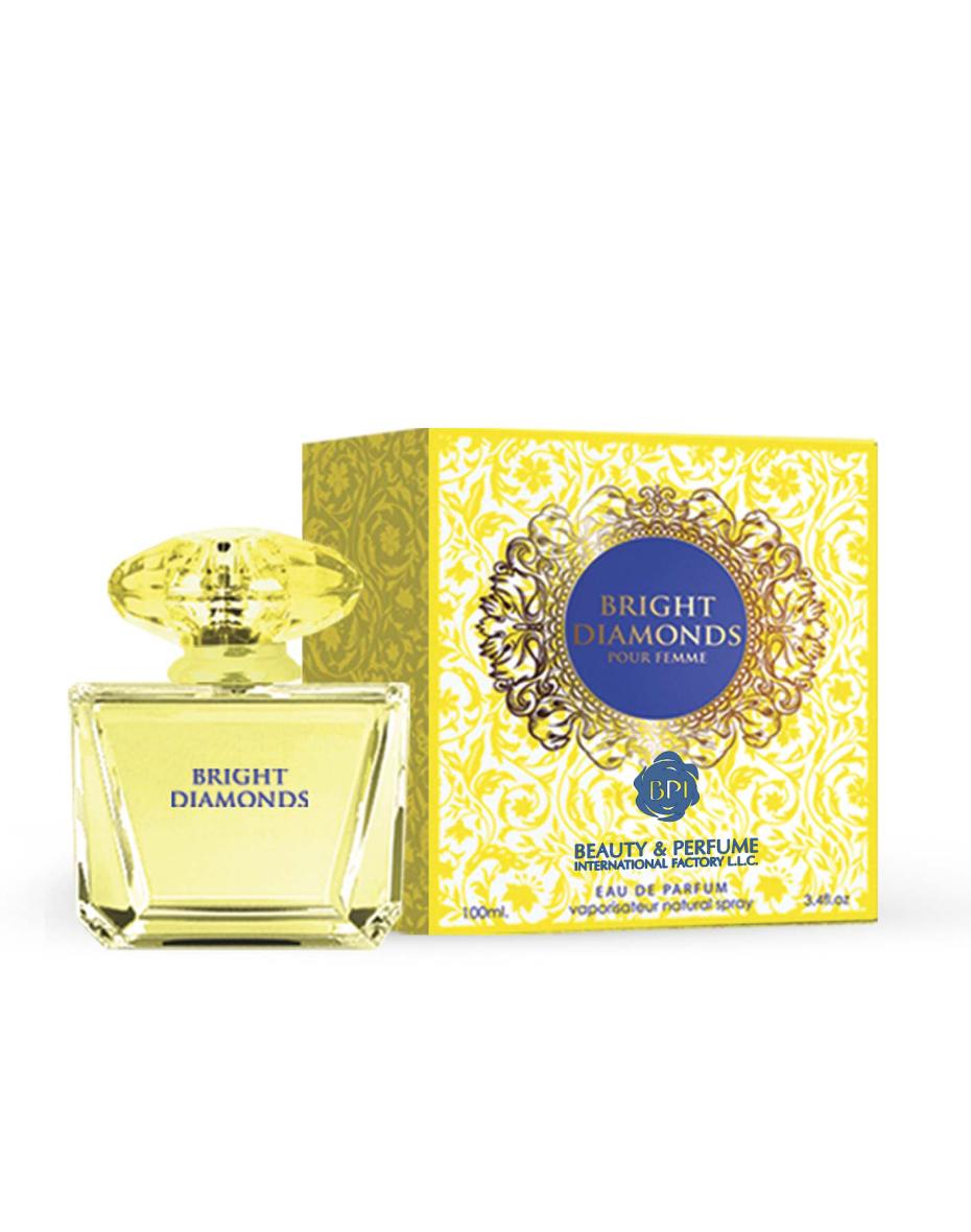 Bright Diamonds MB Parfums - туалетная вода женская