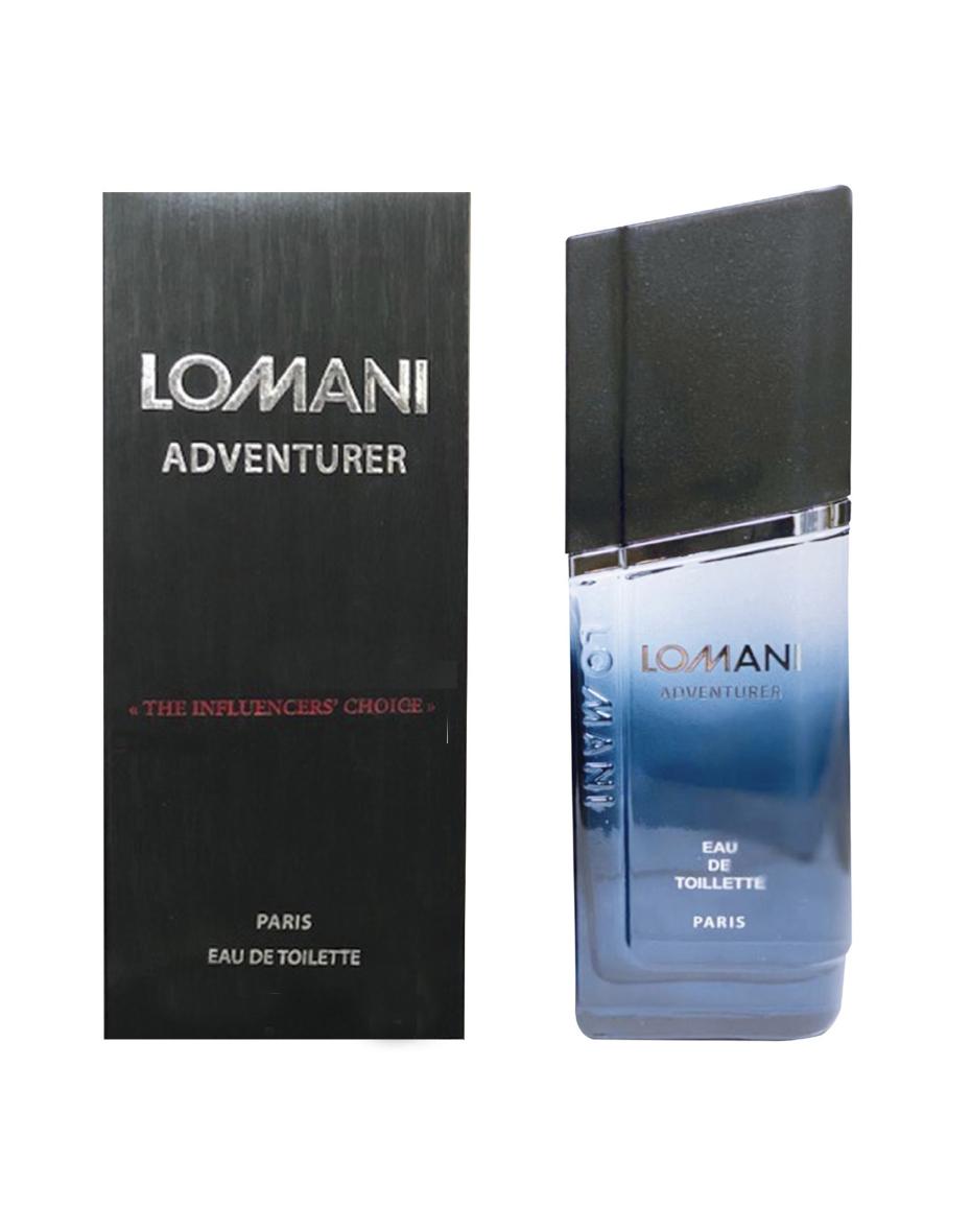 Lomani Adventurer Parfums Parour - туалетна вода чоловіча
