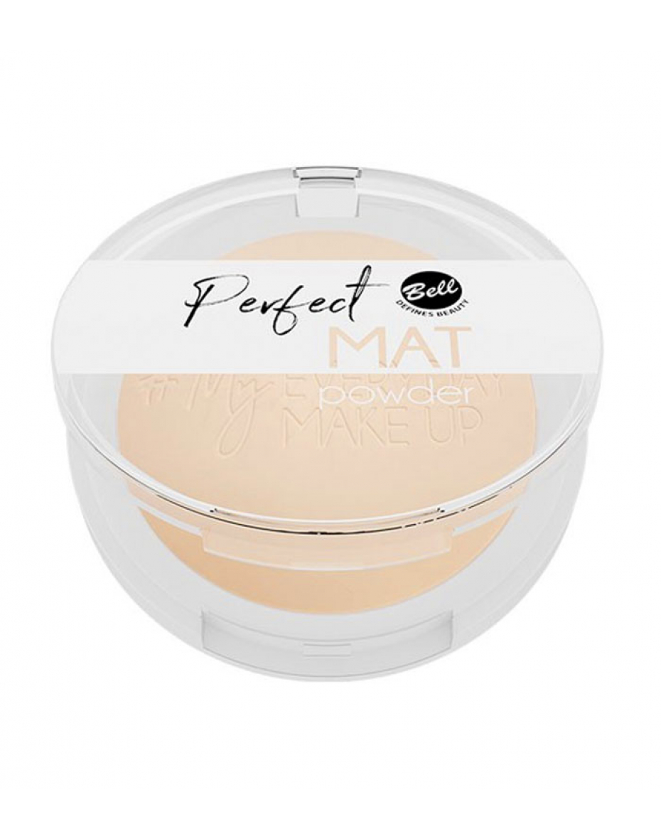 Perfect Mat Compact Powder Bell - №04
