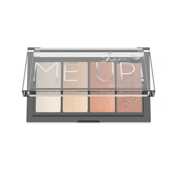 Shine Me Up! Highlight Palette Bell