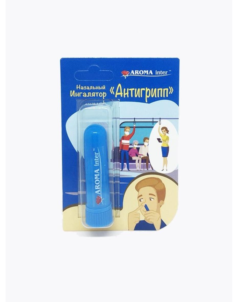 Інгалятор-олівець Антигрип Aroma Inter